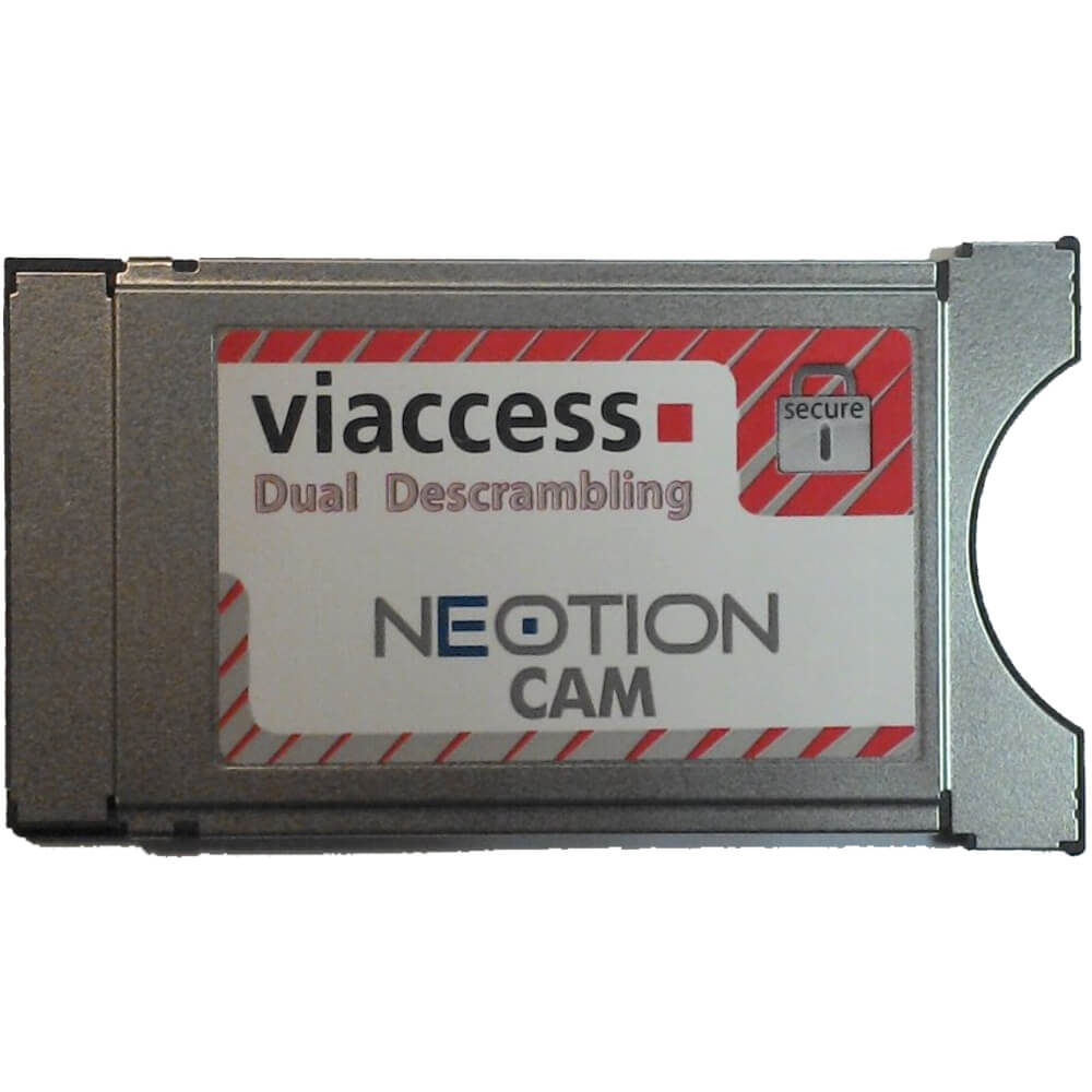 CAM Viaccess Neotion Dual crypt