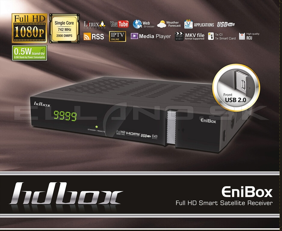 HD-BOX Enibox