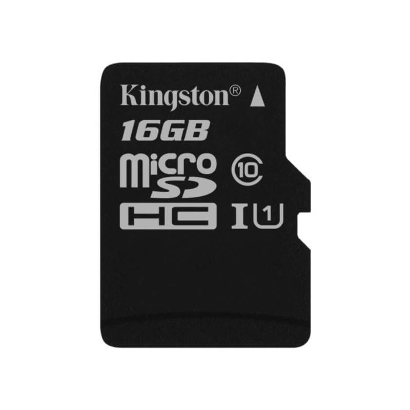KINGSTON Micro SDHC 16GB UHS-I Class 10