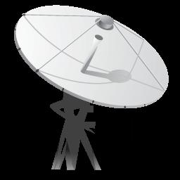 satelitná parabola